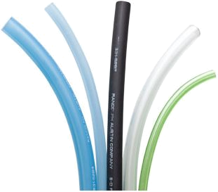 Photo: Randolph Tubing extrudes six types of flexible tubing
