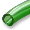 Povinal peristaltic pump tubing is translucent green, and water soluble